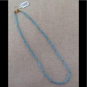 "16"" genuine Swarovski crystal necklace NWOT"